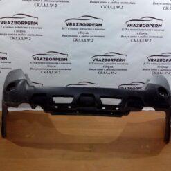 Бампер задний Nissan X-Trail (T31) 2007-2014 85022JU14H б/у 1
