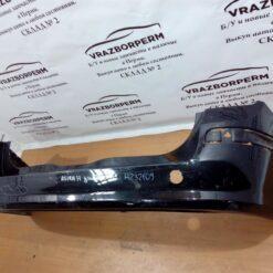 Бампер задний Opel Astra H / Family 2004-2015 5088736, 332550271 24460461 б/у 1