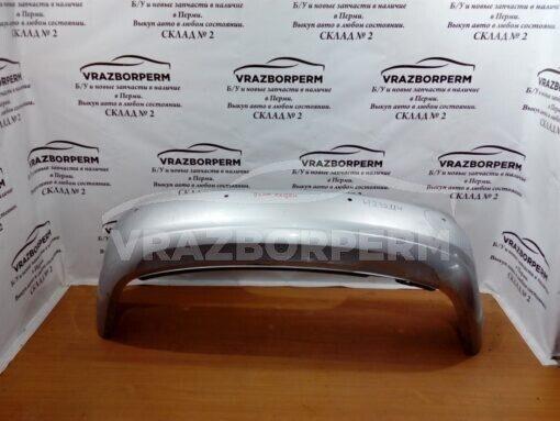 Бампер задний Volkswagen Polo (Sed RUS) 2011> 6RU807421 6RU807421GRU, 6RU807421BGRU б/у
