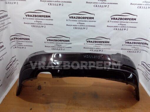 Бампер задний BMW 4-серия F32 2012>  51127363306 б/у
