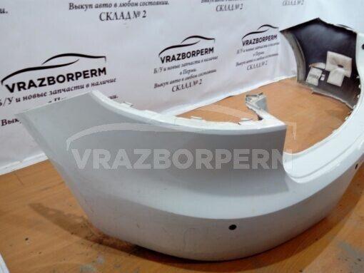 Бампер задний Porsche Macan 2013> 95B807421 95B807421G2X, 95B807417DG2X б/у