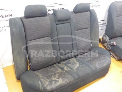 Сиденье заднее Toyota Corolla E15 2006-2013   б/у