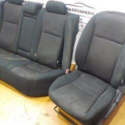 Сиденье заднее Toyota Corolla E15 2006-2013   б/у 2