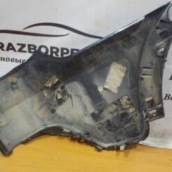 Бампер задний левая часть (уголок) BMW X5 E70 2007-2013 трещины 51127179021 б/у 3