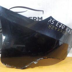 Бампер задний левая часть (уголок) BMW X5 E70 2007-2013  51127179021 б/у