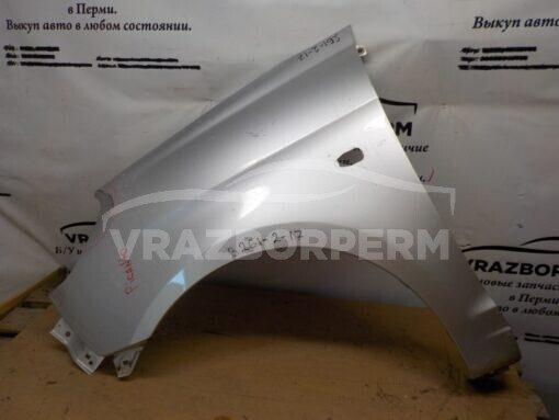 Крыло переднее левое Kia Picanto 2004-2011   6631107650 б/у