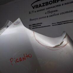 Крыло переднее левое Kia Picanto 2004-2011 6631107650 б/у 1
