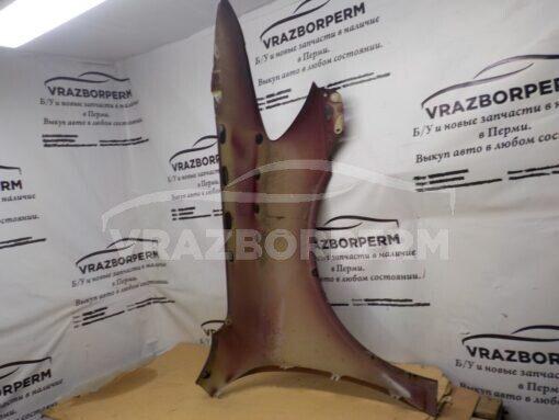 Крыло переднее левое Skoda Octavia (A5 1Z-) 2004-2013   1Z0821105C б/у