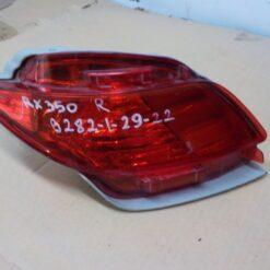 Фонарь задний правый (в бампер) Lexus RX 350/450H 2009-2015  8145748020 б/у