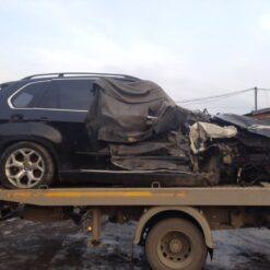 BMW X5 E70 2008г. N62B48B АКПП 355л.с. 1