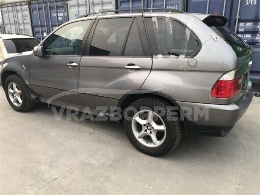 BMW X5 E53 N62B44A 320л.с. 2006г. АКПП