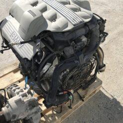 BMW X5 E53 N62B44A 320л.с. 2006г. АКПП 8