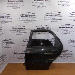 Дверь задняя левая Fiat Albea 2002-2012  51759954 б/у