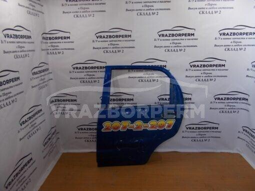 Дверь задняя левая Daewoo Matiz (M100/M150) 1998-2015  96566754 б/у