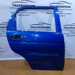 Дверь задняя правая Daewoo Matiz (M100/M150) 1998-2015  96566751 ,  96566755 б/у