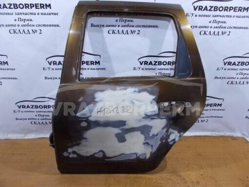 Дверь задняя левая Renault Duster 2012>  821014570R б/у
