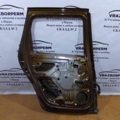 Дверь задняя левая Renault Duster 2012>  821014570R б/у 1