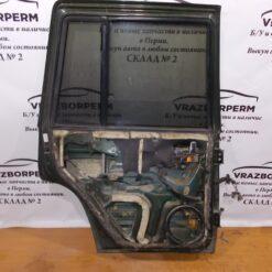 Дверь задняя левая Jeep Grand Cherokee (WJ, WG) 1999-2004   б/у 1