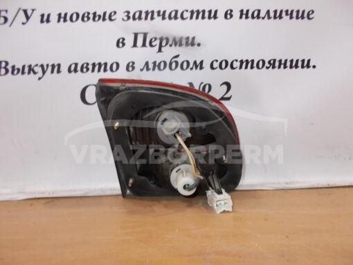 Фонарь задний левый внутренний (в крышку) ZAZ Chance 2009-2014  96324642 б/у