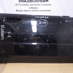 Дверь передняя правая Subaru Impreza (G11) 2000-2007   б/у