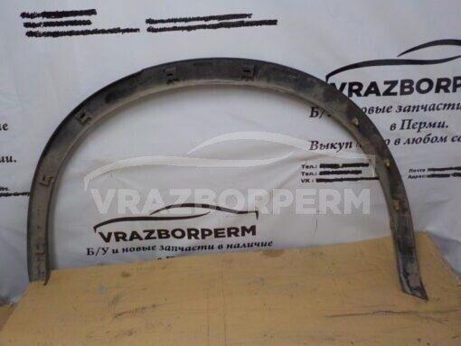 Накладка крыла (расширитель) задн. прав. Nissan Qashqai (J10) 2006-2014  93828JD000 б/у