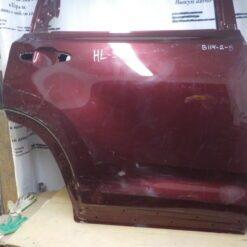 Дверь задняя правая Toyota Highlander III 2013>   670030E120 б/у