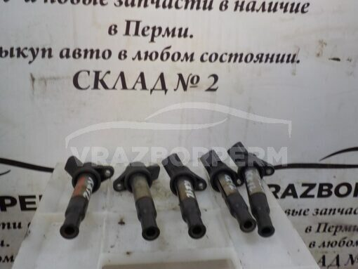 Катушка зажигания Chevrolet Epica 2006-2012  96414260 , 25181813 б/у