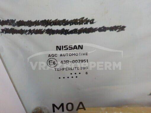 Стекло двери передней правой (опускное) Nissan X-Trail (T32) 2014>  803004Ca0a б/у
