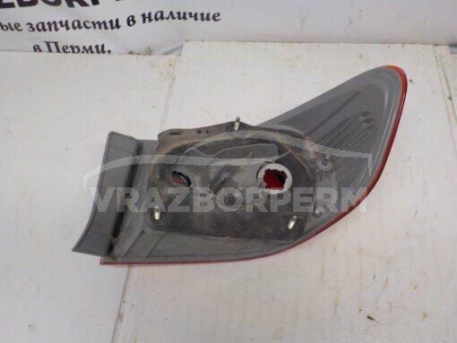 Фонарь задний левый наружный (в крыло) Toyota Corolla E15 2006-2013   8156102560