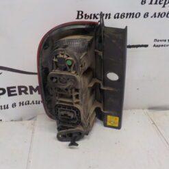 Фонарь задний правый Renault Duster 2012>  265500033R б/у 1