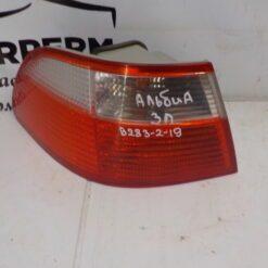 Фонарь задний левый наружный (в крыло) Fiat Albea 2002-2012  51737722 б/у