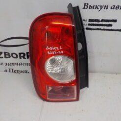 Фонарь задний левый Renault Duster 2012>  265550035R б/у