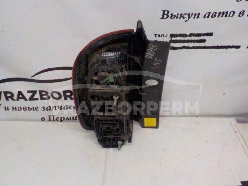 Фонарь задний правый Renault Duster 2012>  265500033R б/у