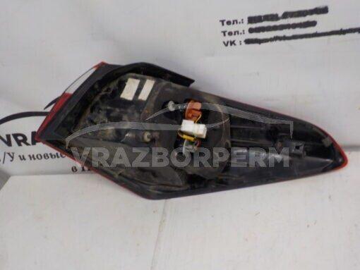 Фонарь задний левый наружный (в крыло) Kia Cerato 2013>  92410A7000 б/у