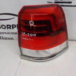 Фонарь задний правый наружный (в крыло) Toyota Land Cruiser (200) 2008>  8155160B80 б/у