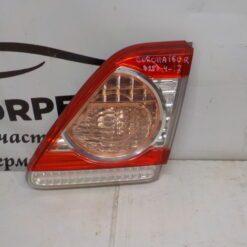 Фонарь задний правый внутренний (в крышку) Toyota Corolla E15 2006-2013  8158112180 б/у