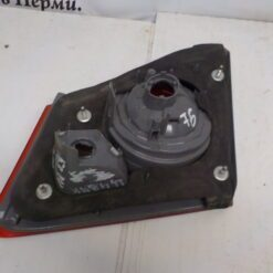 Фонарь задний левый внутренний (в крышку) Honda Civic 4D 2006-2012  34156SNBG02 б/у 2