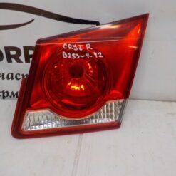 Фонарь задний правый внутренний (в крышку) Chevrolet Cruze 2009-2016  95971551 б/у