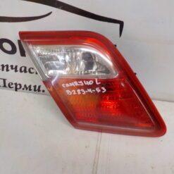 Фонарь задний левый внутренний (в крышку) Toyota Camry V40 2006-2011  8159006120 б/у