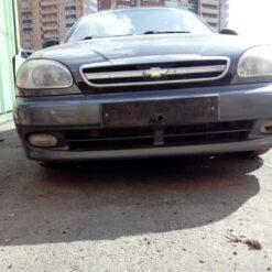 Chevrolet Lanos седан 2008 2