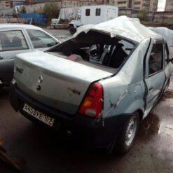 Renault Logan 2008 мкпп 1.6 K7M710 87 л.с. 9