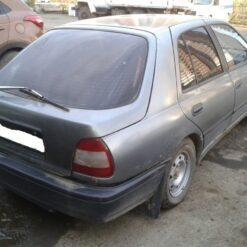 Nissan Sunny N14 1994г. 1,6 GA16 МКПП хэтч 1