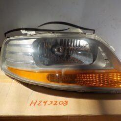 Фара правая перед. Chevrolet Aveo (T200) 2003-2008 CV021014R 96408151