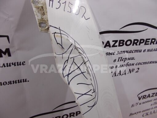 Крыло переднее левое Skoda Octavia (A7) 2013>  5E0821105A б/у