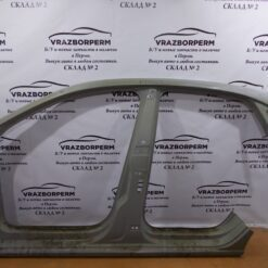 Боковина кузова лев. наруж. Volkswagen Polo (Sed RUS) 2011>  6R6809167ES