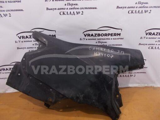 Крыло заднее правое Toyota Camry V50 2011>  6160133350