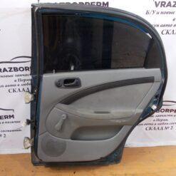 Дверь задняя правая Chevrolet Lacetti 2003-2013  96547908 10