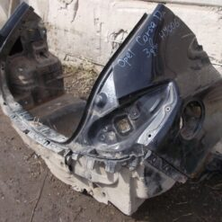 Панель задняя Opel Corsa D 2006-2015 5184282, 93189130, 0184457, 93189129, 1406211, 131799088, 13179904, 13179903 б/у 1