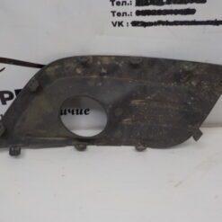 Решетка бампера переднего правая (под ПТФ) VAZ Lada Largus 2011> б/у 1