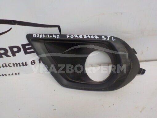 Окантовка ПТФ передней левой Subaru Forester (S13) 2012>   57731SG030 б/у